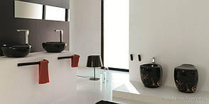 Підлогове біде ArtСeram Blend, black white (BLB0020150), фото 2