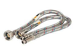 Шлангдля змішувача EPDM в метал.обплетенні пара М10х1/2 СТ 1,5 м ASCO AS-Flex