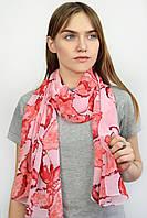 Шарф Тутти розовый 150*50 (SSH-1804)