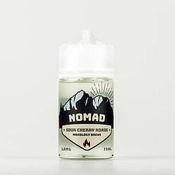 Жидкость для электронных сигарет NOMAD Sour Cherry Roads 1.5 мг 75 мл