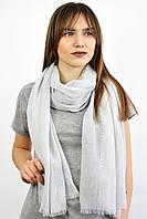 Шарф Эмине светло-серый 180*95 (SP-1801)