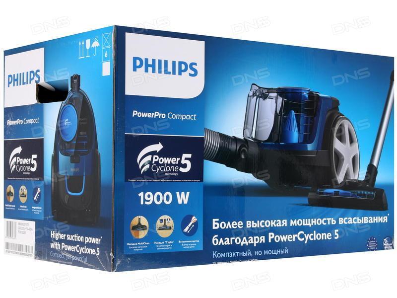 Пылесос безмешковый Philips FC9352/01
