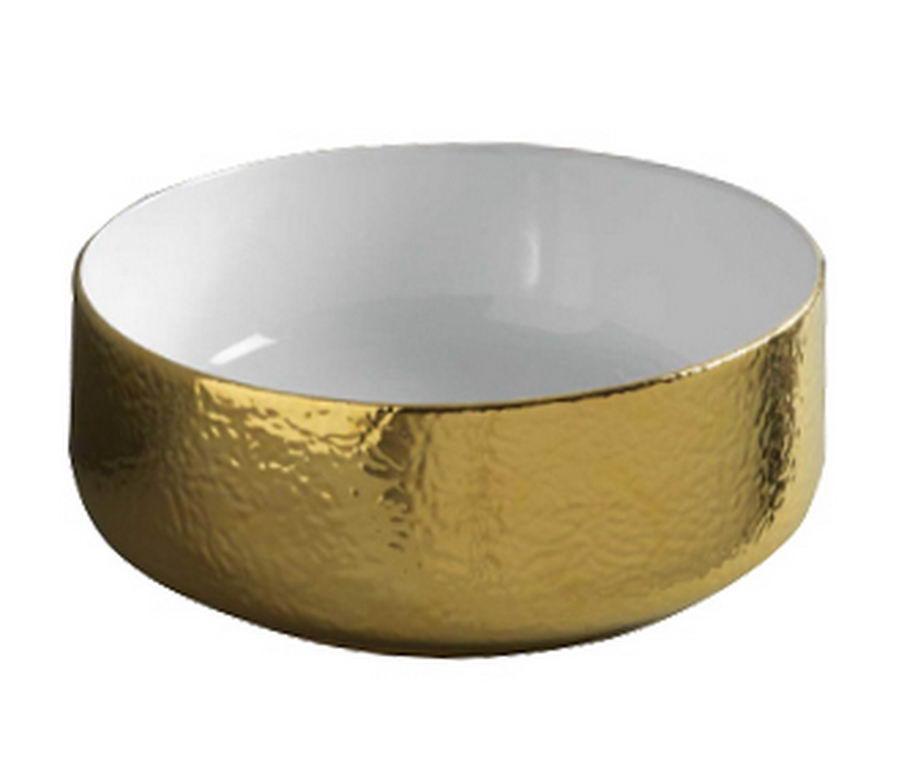 Умивальник на стільницю ArtCeram Cognac 35, gold orange (COL0040160)