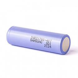 Аккумулятор Samsung 40T INR 21700 4000 мАч 35 A