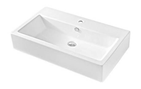 Підвісний умивальник ArtCeram Fuori box 27, white (TFL0200100), фото 2