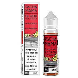 Жидкость для электронных сигарет PACHAMAMA Blood Orange Banana Gooseberry 3 мг 60 мл