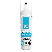 Для долгой жизни игрушек - Мягкая пенка для очистки игрушек - System JO REFRESH, 207ml