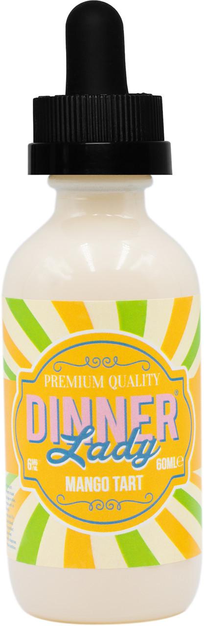 Жидкость для электронных сигарет Dinner Lady Mango Tart 3 мг 60 мл