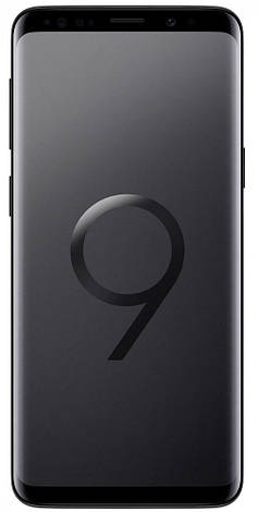 Смартфон Samsung Galaxy S9 G960F-DS 4/64GB black (SM-G960FZKDSEK), фото 2