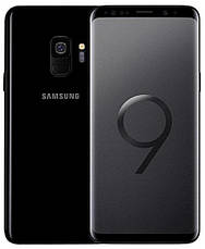 Смартфон Samsung Galaxy S9 G960F-DS 4/64GB black (SM-G960FZKDSEK), фото 3