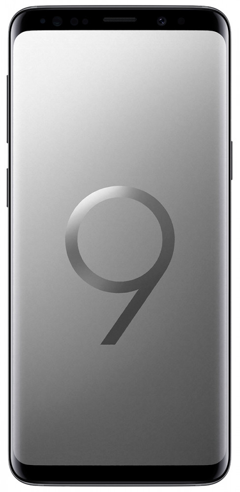 Смартфон Samsung Galaxy S9 G960F-DS 4/64GB Gray (SM-G960FZADSEK)