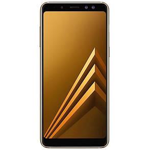 Смартфон Samsung Galaxy A8 (A530)(2018) 32GB Gold (SM-A530FZDDSEK), фото 2