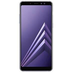 Смартфон Samsung Galaxy A8+ (A730)(2018) 32GB Orchid Grey (SM-A730FZVDSEK), фото 2