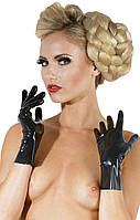 Стильно и сексуально - Короткие перчатки - Kurze Latex-Handschuh, цвет: черный