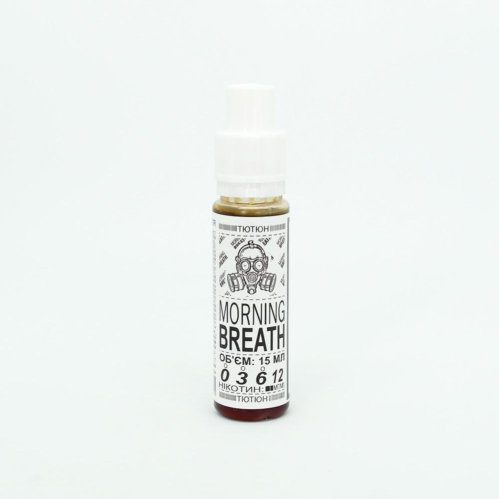 Жидкость для электронных сигарет Pink Fury Morning Breath 6 мг 15 мл