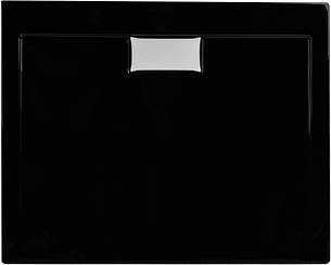 Душовий піддон Polimat Comfort 100x90 чорний (00185), фото 2