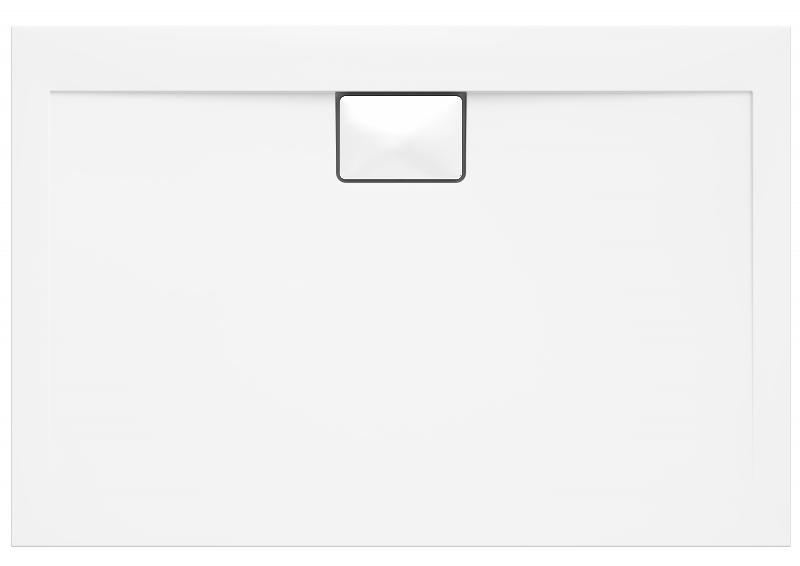 Душовий піддон Polimat Vegar 120x90 білий (00154)