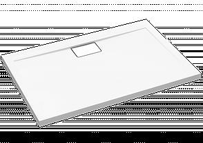 Душовий піддон Polimat Vegar 120x90 білий (00154), фото 3