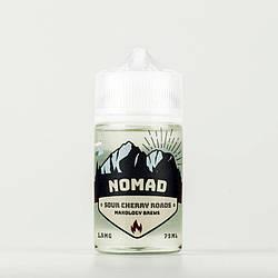 Жидкость для электронных сигарет NOMAD Sour Cherry Roads Cooler 1.5 мг 75 мл