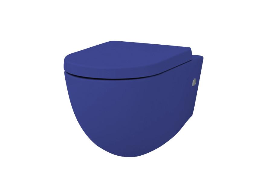 Підвісний унітаз ArtCeram File 2.0, blue sapphire (FLV0011600)