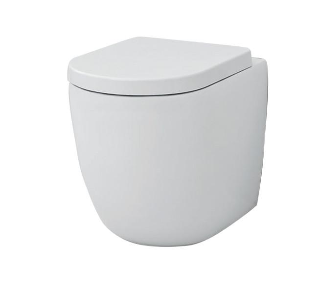 Підлоговий унітаз ArtCeram File 2.0, matt white (FLV0020500)