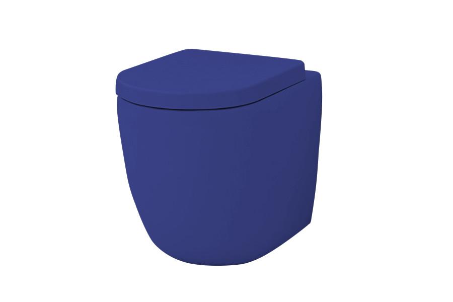 Підлоговий унітаз ArtCeram File 2.0, blue sapphire (FLV0021600)