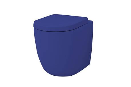 Підлоговий унітаз ArtCeram File 2.0, blue sapphire (FLV0021600), фото 2
