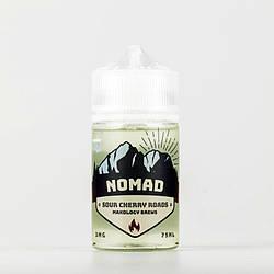 Жидкость для электронных сигарет NOMAD Sour Cherry Roads Cooler 3 мг 75 мл