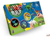"""Набор """"Dino Art"""" DA-01-02 DA-01-01,02,0"""
