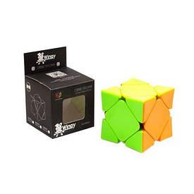 """Головоломка кубик рубик """"Magnetic Concave Skewb"""""""
