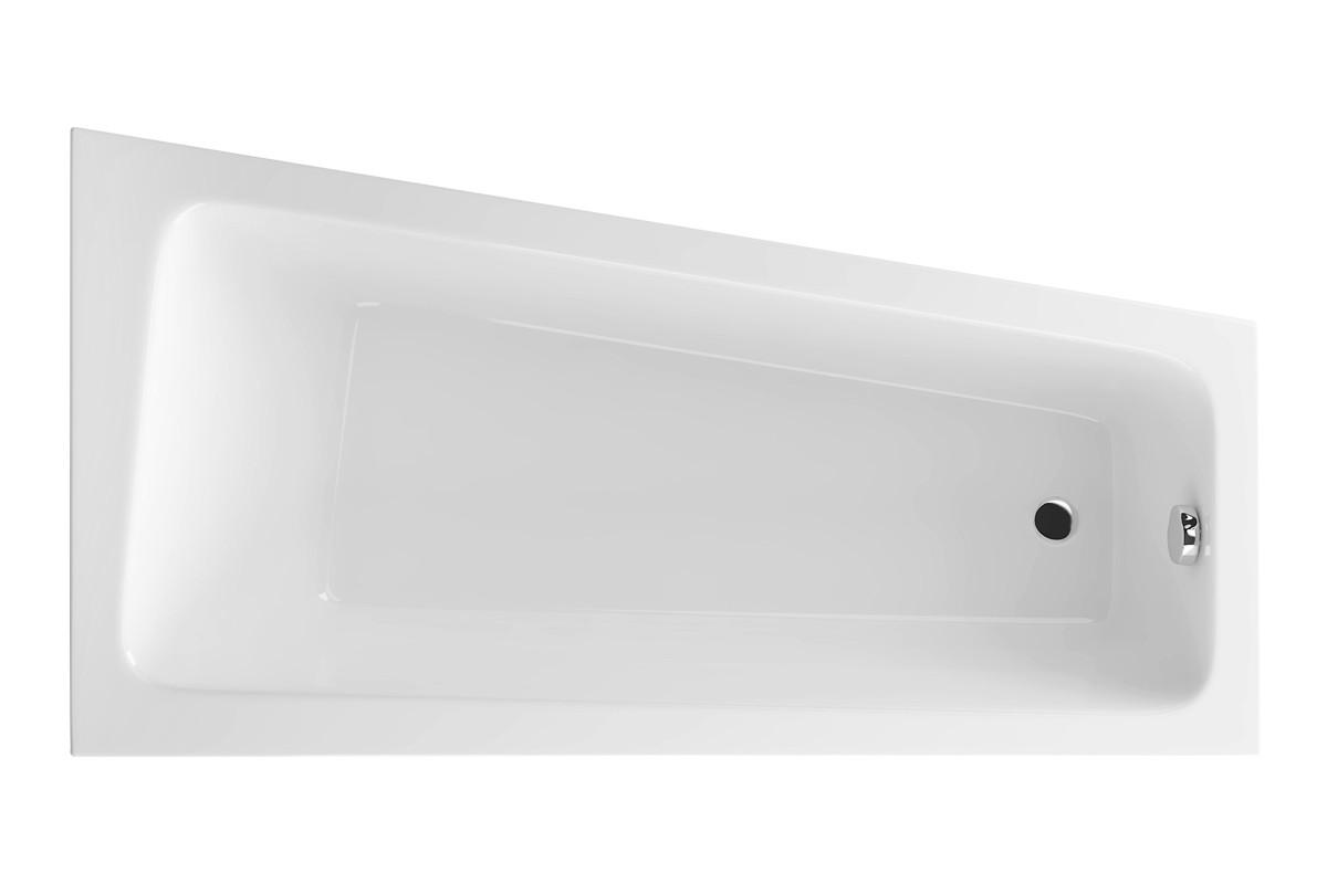 Ванна Excellent AVA Comfort 1500x805 мм, права + ніжки (WAEX.AVP15WH)