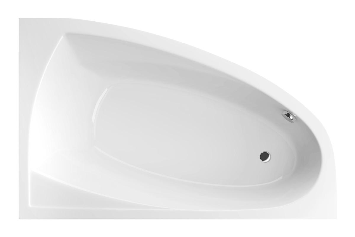 Ванна Excellent Aquaria Comfort 1500x950 мм, права + ніжки (WAEX.AQP15WH)