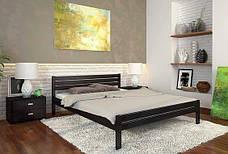Односпальне ліжко Арбор Древ Роял 120х190 сосна (RS120.2), фото 3