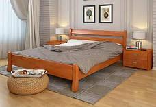 Односпальне ліжко Арбор Древ Венеція 90х190 сосна (VS90.2), фото 2