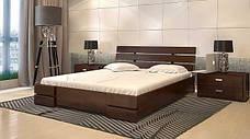 Односпальне ліжко Арбор Древ Далі Люкс 120х190 сосна (CS120.2), фото 3