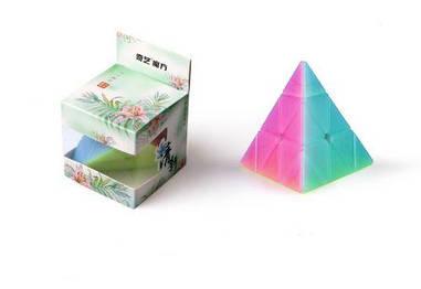 """Пирамидка Рубика """"Pyraminx Jelly Color"""" 3х3"""