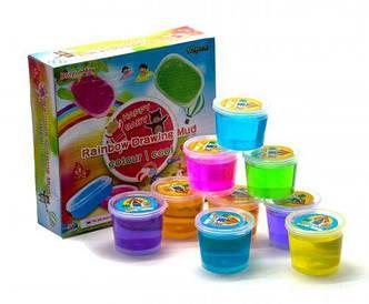 "HandGum жвачка для детей ""Super Slime"", 9 штук"