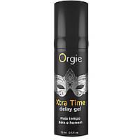 Часы наслаждения - Гель-пролонгатор полового акта - Xtra Time от Orgie, 15ml