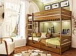 Двоярусне ліжко Естелла Дует 90х190 буковий масив (DE-04.2), фото 4