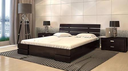 Двоспальне ліжко Арбор Древ Далі Люкс з підйомним механізмом 180х190 бук (DLB180.2), фото 2