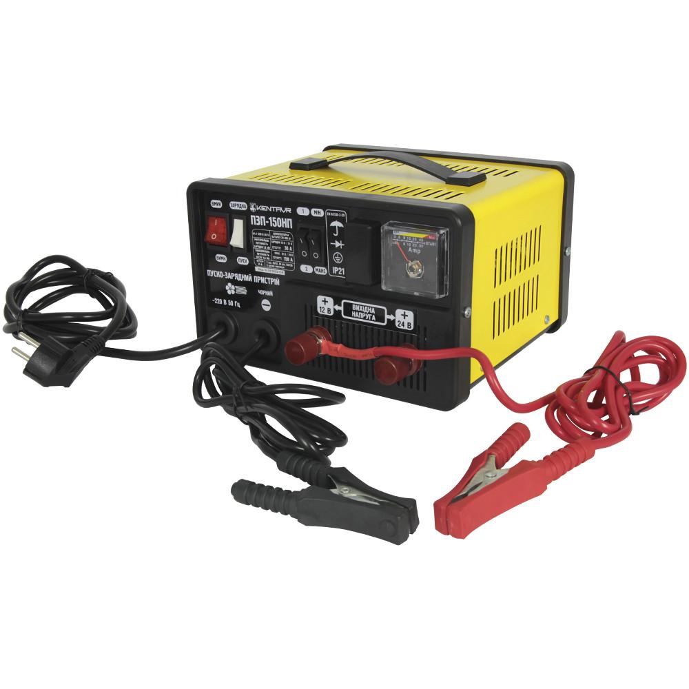 Пуско-зарядное устройство 4800 Вт / 150 А ПЗП-150НП