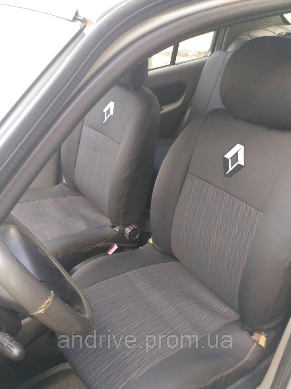 Авточехлы Renault Symbol 2002-2012 г