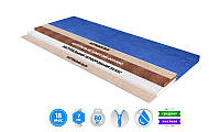 Матрац Herbalis Kids Latex Comfort Blue 63x125 см (2004120631258)