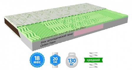 Матрац Take&Go bamboo NeoGreen 140x200 см (2021231402003), фото 2