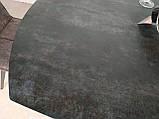 Стіл OTTAWA 140(180)х85 кераміка коричневий графіт (безкоштовна доставка), фото 10