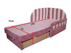 Дитячий диван ТМ Віка Панда (VK001), фото 3