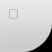 Душовий піддон Riho Basel 451 900х900, білий (DC98)