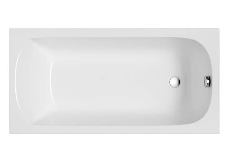 Ванна Polimat Classic Slim 170х75 + ніжки (00300)