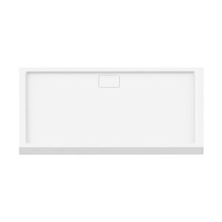 Душовий піддон NEW TRENDY LIDO 110x80x5,5 см (B-0328), фото 2