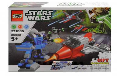 "Конструктор 80028 ""Star Wars"" (аналог LEGO Star Wars), 271 деталь"